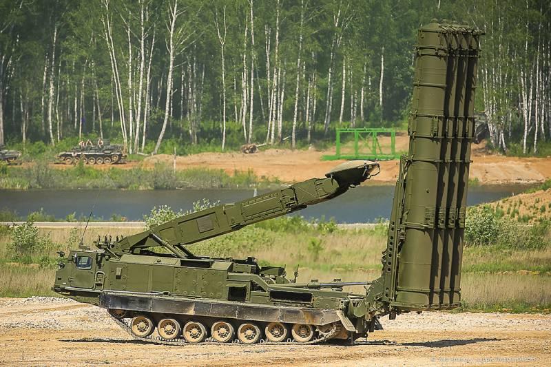 ПВО Балтфлота переходит на новейшие ЗРС С-300В4