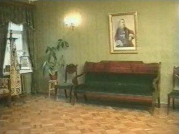 Квартира батюшки Иоанна