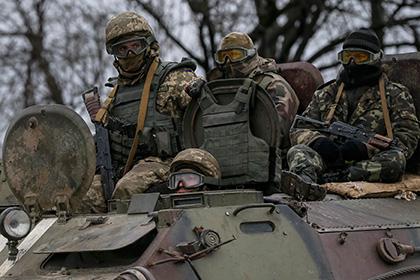 В ЛНР сообщили о расстреле пьяным бойцом ВСУ семерых сослуживцев