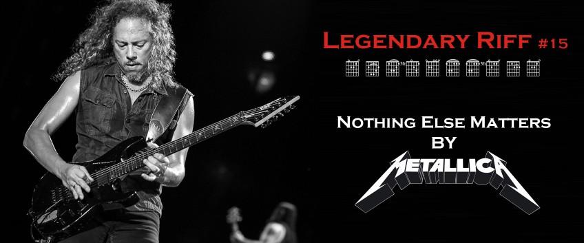 Metallica «Nothing else matt…