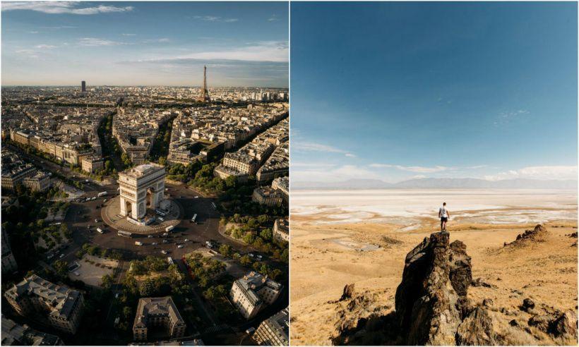 Путешествия и приключения на снимках Логана Ламберта
