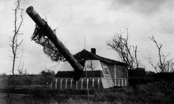 Б-37: почему немцы так боялись самой большой пушки Красной Армии