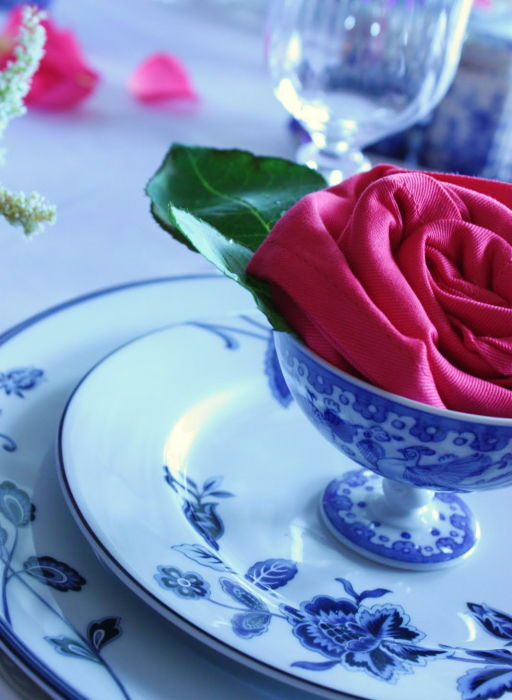 Такое украшение очень хорошо подойдет для романтического ужина. /Фото: freepatriot.club