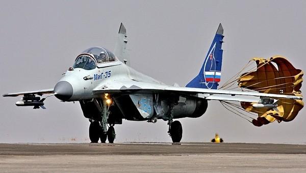 МиГ-35 обновит линейку легких фронтовых истребителей ВКС России