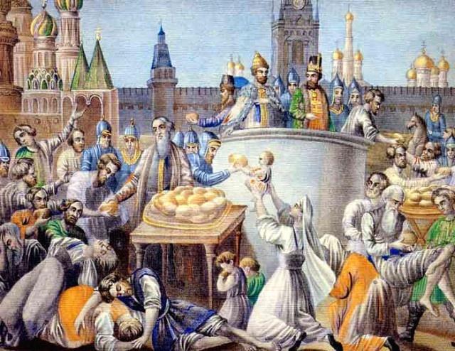 Егор Холмогоров: Холодное лето 1601-го