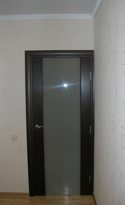 Дверь в углу. Как красиво установить наличники?