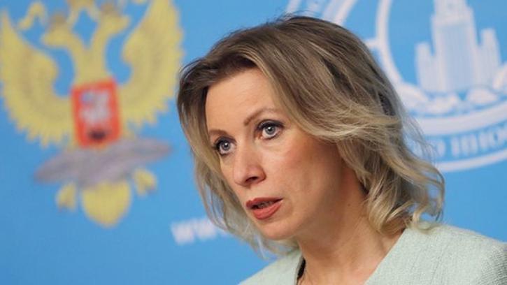 Захарова прокомментировала возможное введение виз с Украиной