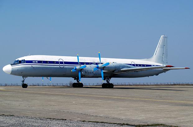 Ил-18: первый турбовинтовой лайнер России