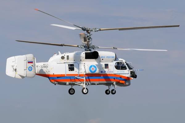 «Вертолеты России» в сентябре поставят Ка-32А11BC в Китай