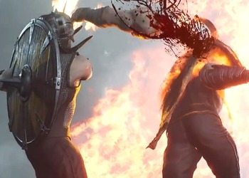 Первый геймплейный трейлер игры Rune: Ragnarok о выживании в открытом мире викингов
