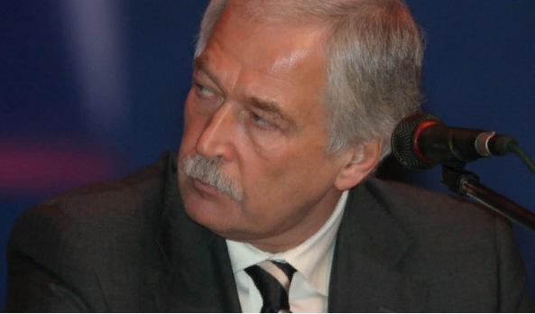 Названа причина резкого ухода Грызлова с заседания ОБСЕ