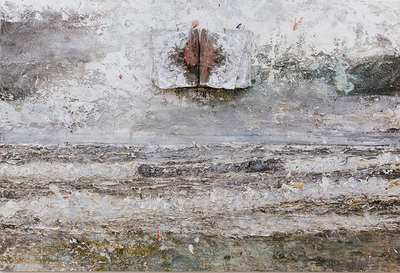 Картины из свинца, травы и боли: как монтируют выставку Ансельма Кифера в Государственном Эрмитаже