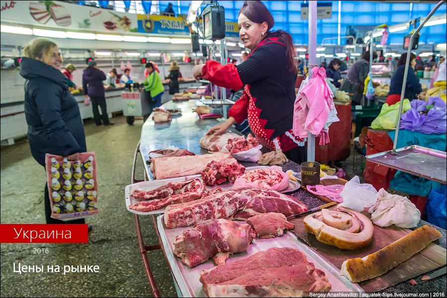 Голод на (в) Украине? Цены на продуктовом рынке