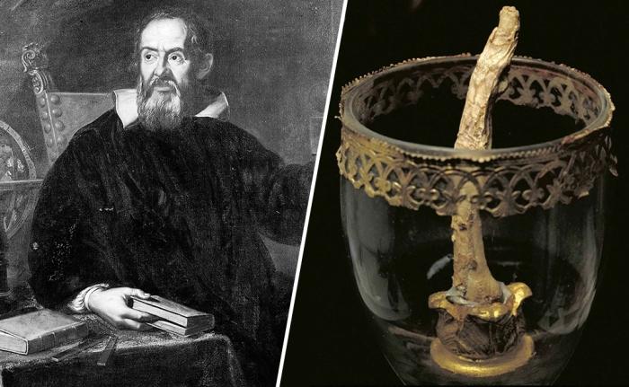 Невероятные находки: найден пропавший почти 300 лет назад палец Галилея