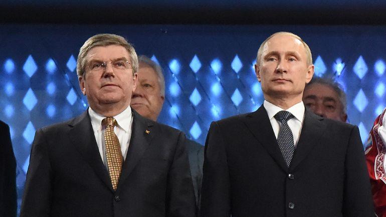 Путин: кто кусал пробирки с анализами наших спортсменов? Мы этого не знаем