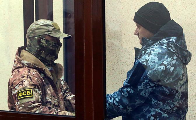 «Герои» керченского «прорыва…