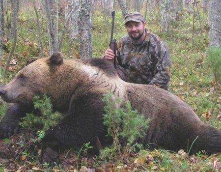 Как охотиться на медведя без собаки
