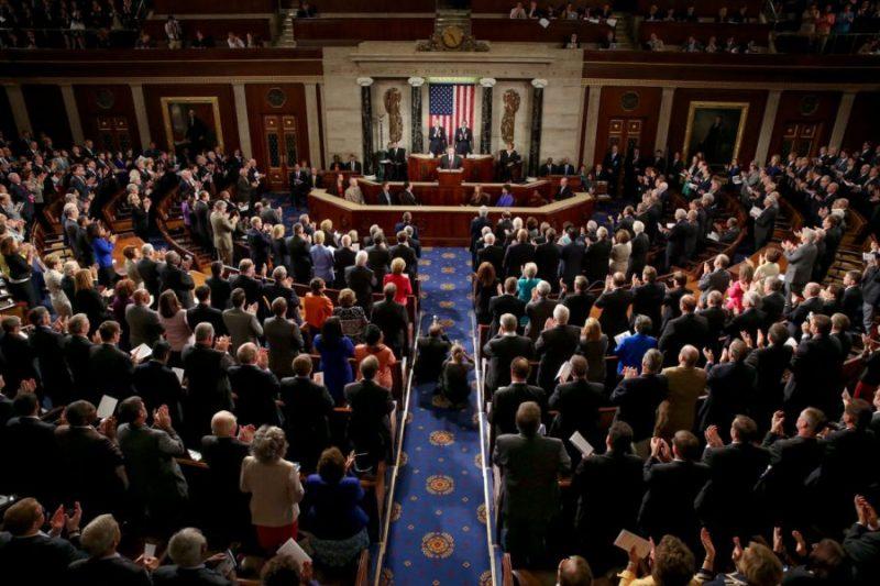 Конгресс США де-факто признал Крым и заявил о снятии санкций через 120 дней