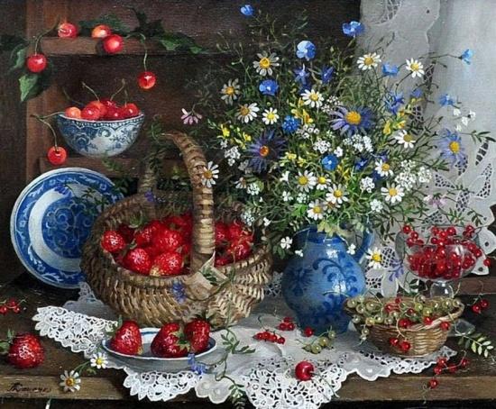 художник Лидия Даценко картины – 24