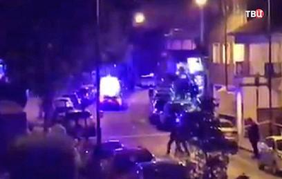 Полиция не считает терактом нападение неизвестного с ножом в Лондоне