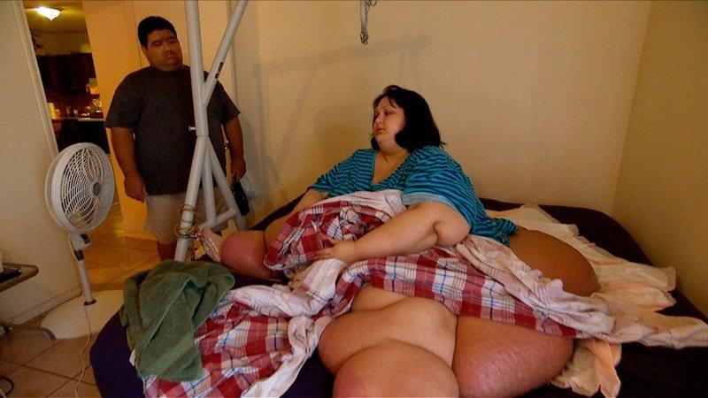 Секс тучных людей видео полная