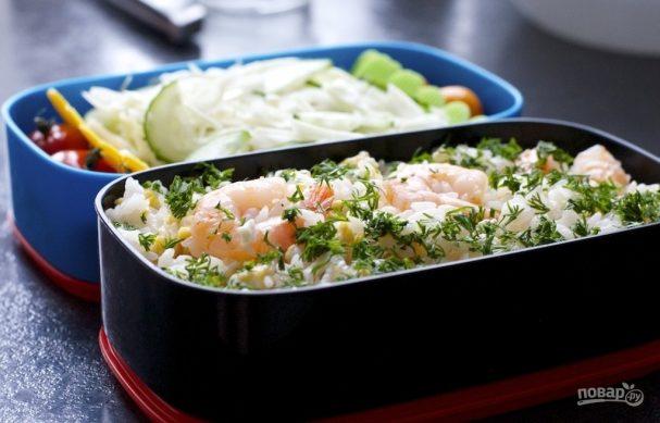 Японский обед «Бэнто»