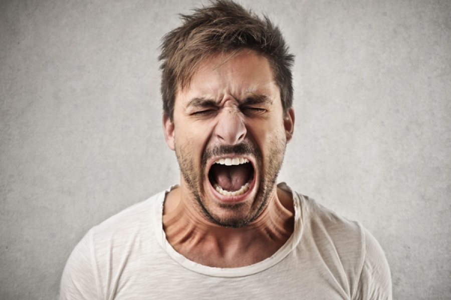 Ссориться — это стоять в очереди за вниманием