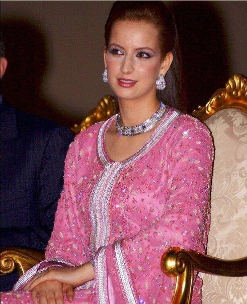Её Королевское Высочество Принцесса Лалла Сальма Марокканская.