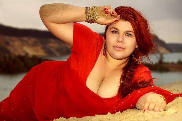 Русские пышные девушки фото