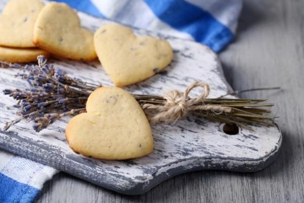 Печенье на День Валентина: т…