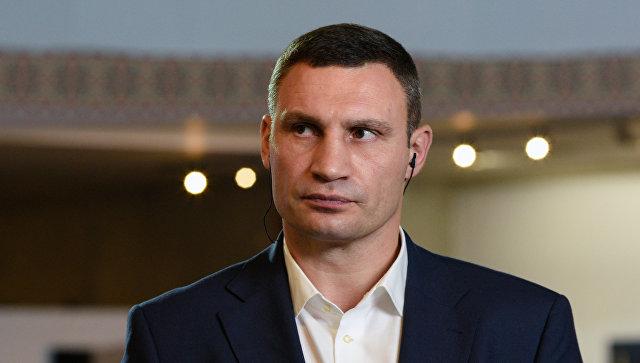 В Киеве суд обязал полицию завести дело против Кличко