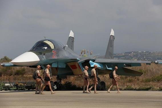 Песков: оставшихся в Сирии сил РФ достаточно для отражения атак боевиков
