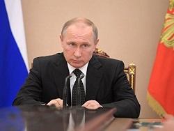 Путин внес на ратификацию в Думу конвенцию о конфискации преступных доходов