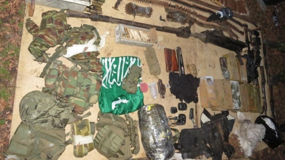 В Дагестане уничтожен схрон боевиков