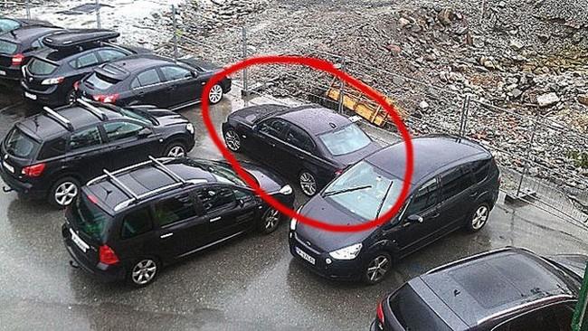 20 «водителей от Бога», которым тонко намекнули, что парковка - не их конек. Жестокая расплата!