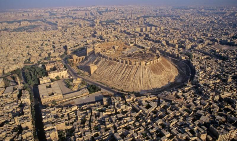Алеппо – сирийский «Сталинград»