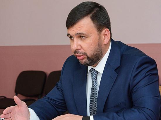Новый премьер-министр ДНР ли…