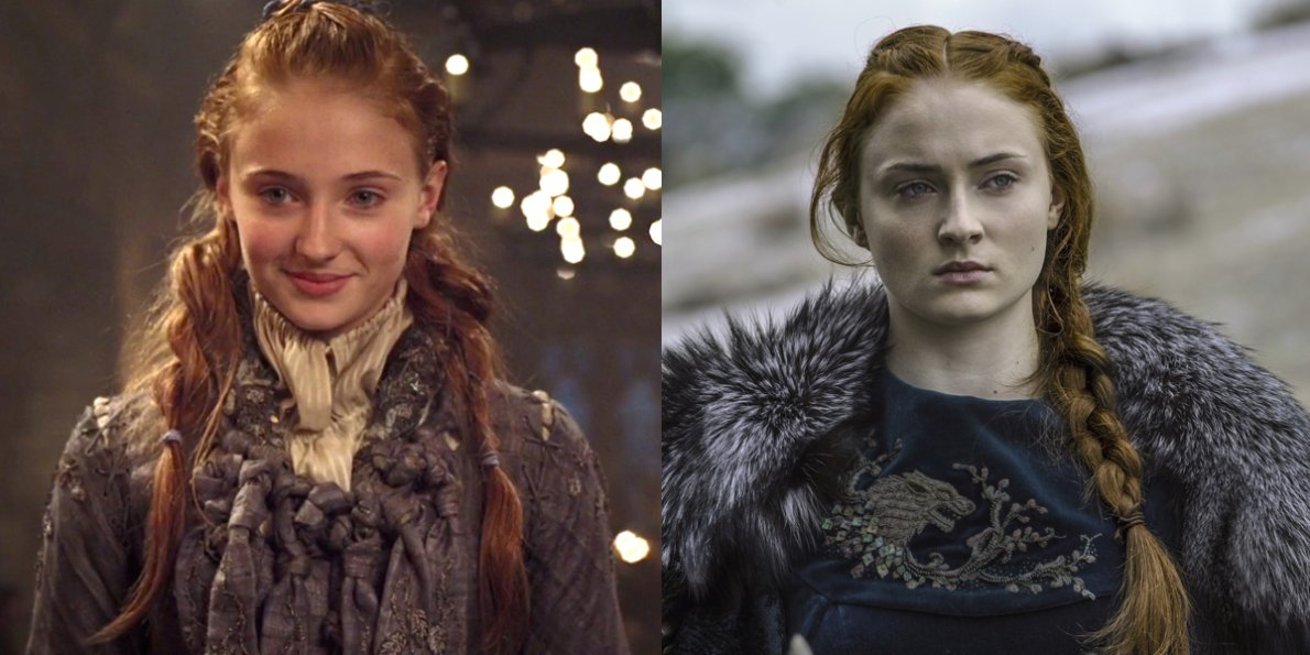 Тогда и сейчас: как изменились герои «Игры престолов» с первого сезона