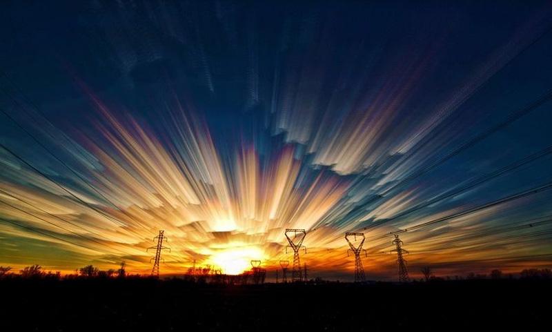Smeared Skies 10 Размазанные небеса Мэтта Моллоя