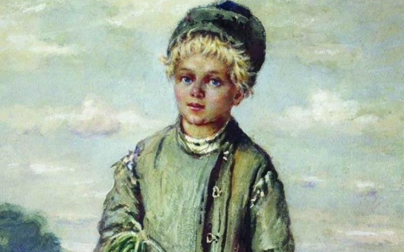 Что умел 14-летний мальчик 100 лет назад на Руси.