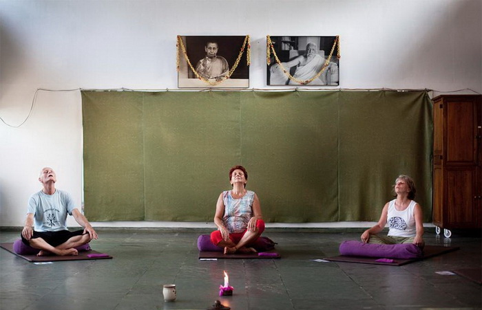 Духовные практики исключительно важны для жителей Ауровиля