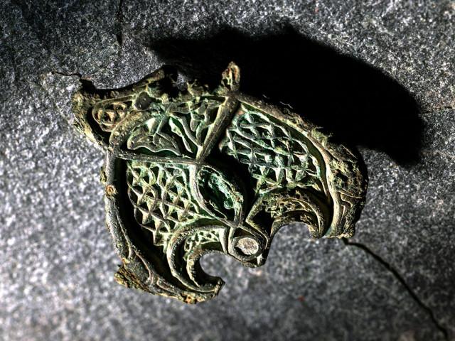 В Норвегии нашли кельтское украшение