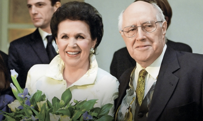 Мстислав Ростропович и Галина Вишневская: любовь с первого взгляда и на всю жизнь