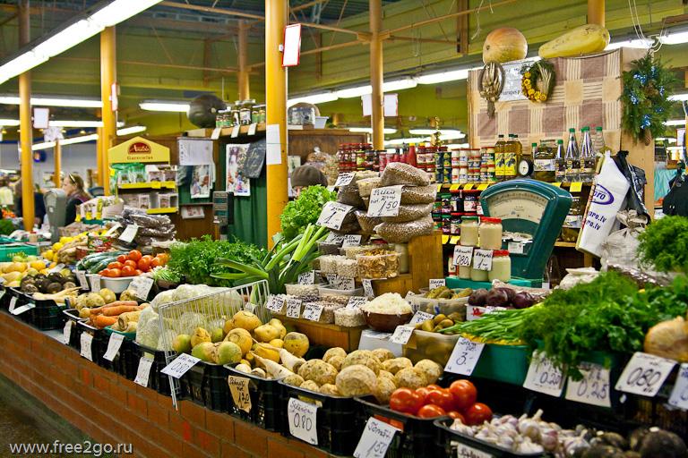 Выбираем свежее. 5 важных правил поведения на рынке
