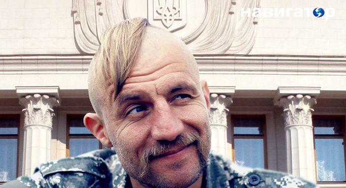 Украинский депутат: Ношу чуб – это антенна связи с Богом