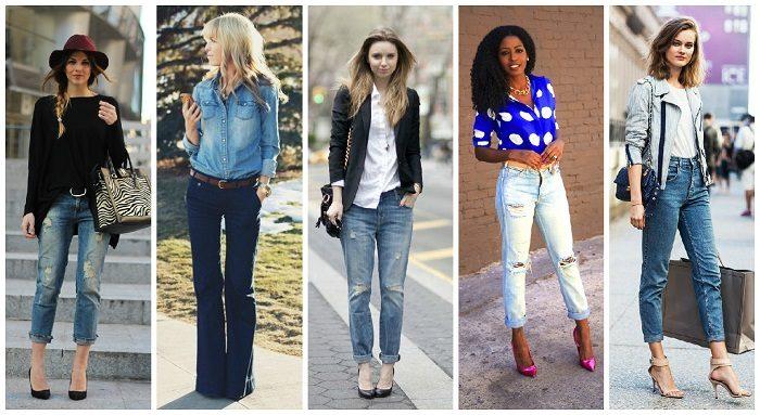 Как правильно подобрать джинсы по типу фигуры