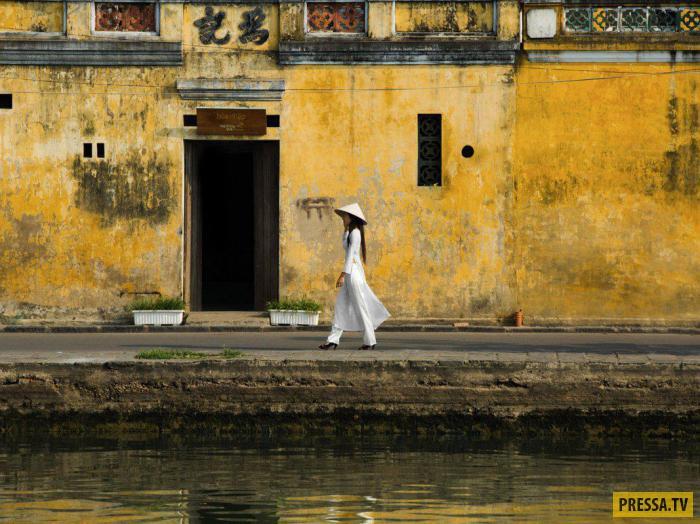Удивительные снимки древнего вьетнамского города, жители которого застряли во времени