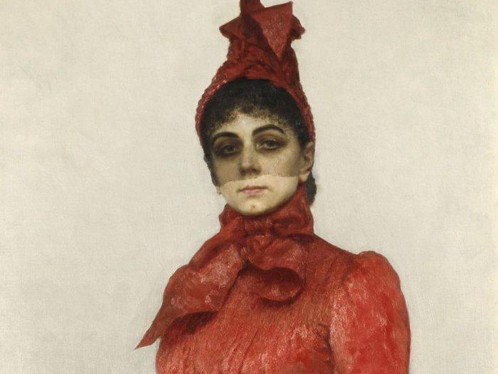 История одного портрета: Варвара Икскуль – баронесса, которая работала сестрой милосердия