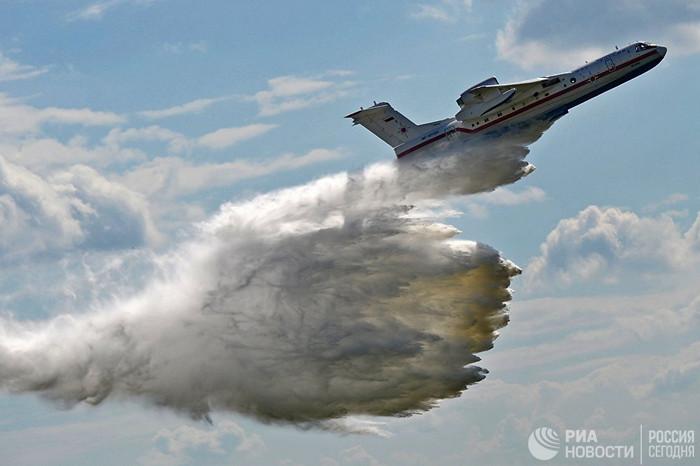 США могут обойти стороной антироссийские санкции ради борьбы с пожарами