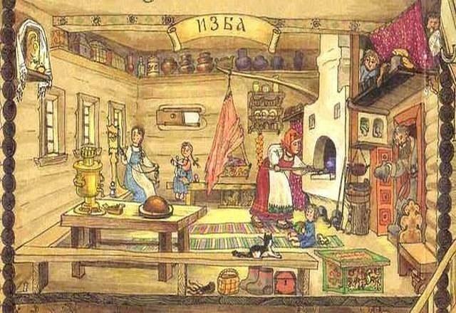 11 особых мест в домах наших предков